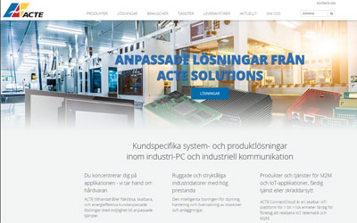 www.actesolutions.se